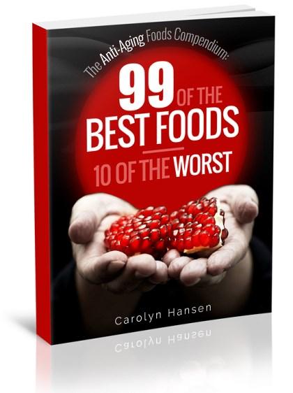 The Anti-Aging Foods Compendium