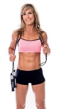fitness coach maria clark